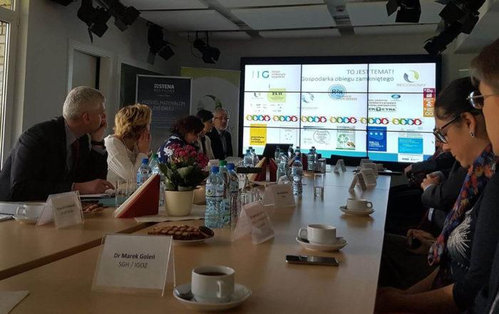 debata na temat pakietu Circular Economy maj 2017