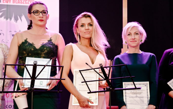 Katarzyna Michniewska gala charytatywna na rzecz fundacji Akogo 2017 -1