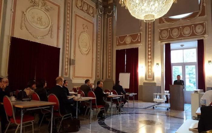 Katarzyna Michniewska Konferencja Closed Loop Lupply Chains Austria 2016