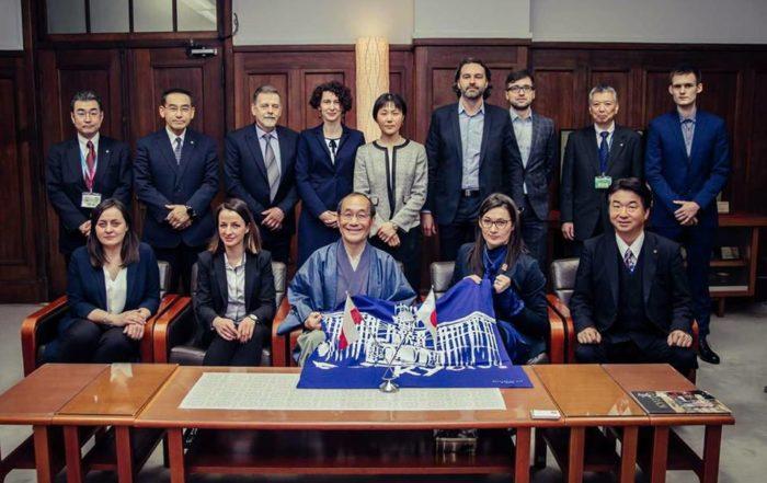 dr Katarzyna Michniewska Ambasadorem protokołu z Kioto