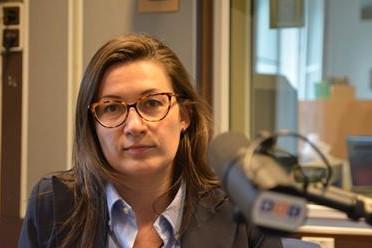Dr Katarzyna Michniewska w RDC