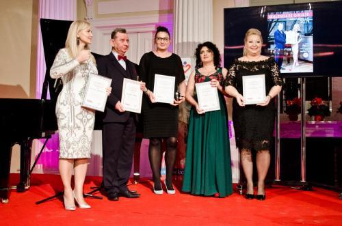 V Gala Carytatywna Businesswoman & life