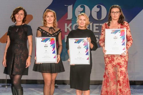 """Gala finałowa plebiscytu """"Kobiety biznesu roku 2017"""""""