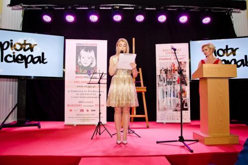 """Gala Charytatywna na rzecz Fundacji Ewy Błaszczyk """"Akogo?"""""""