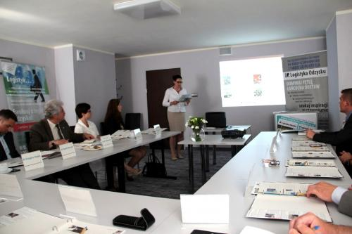 Spotkanie rady naukowej czasopisma Logistyka Odzysku