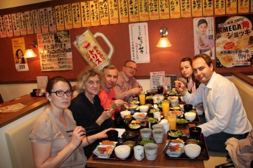 Szkolenie Japonia kwiecień 2013