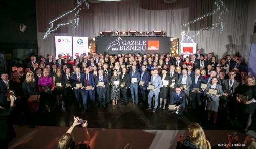 Gala Gazele Biznesu 2017
