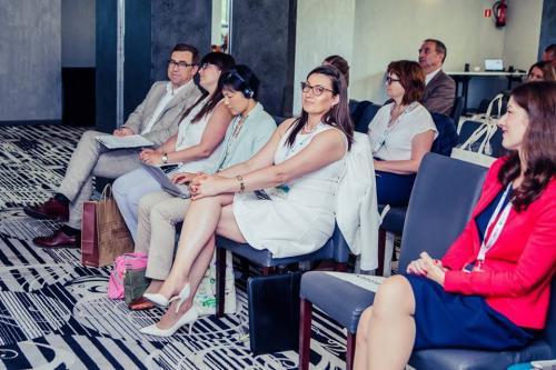 Uczestnicy VII Międzynarodowej Konferencji Logistyka Odzysku - Opakowania