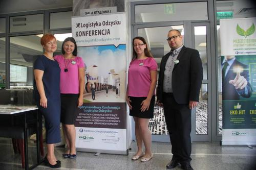 II Międzynarodowa Konferencja Logistyka Odzysku - Odpady 2015